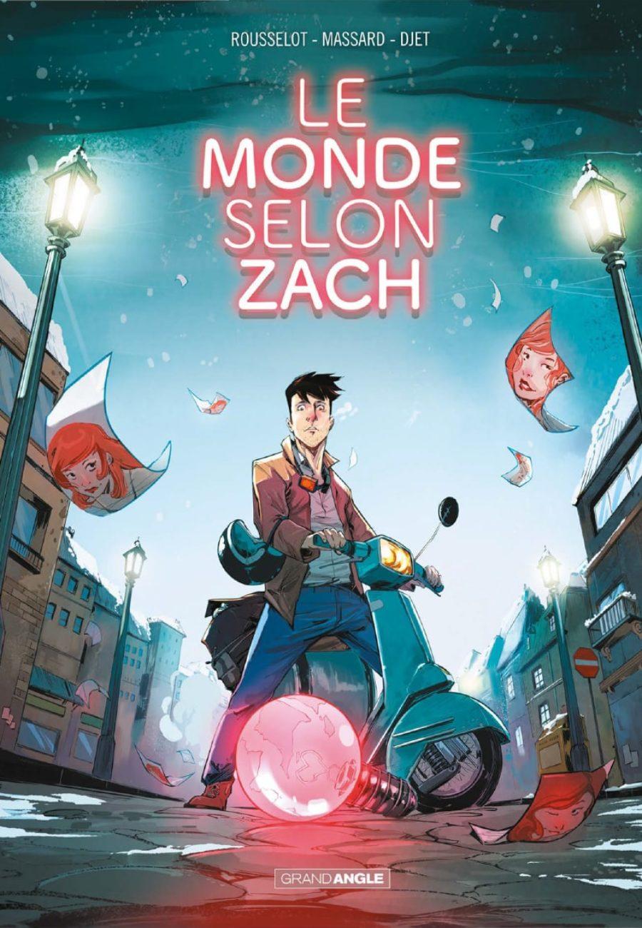 Le monde selon Zack, Grand Angle