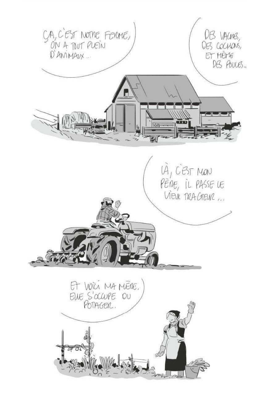 Petit Paul, Bastien Vivès, Glénat