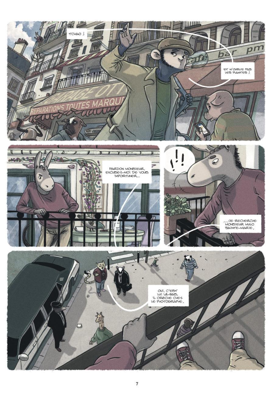 Mulo #2, Villégiature, Cédrick Le Bihan, Pog