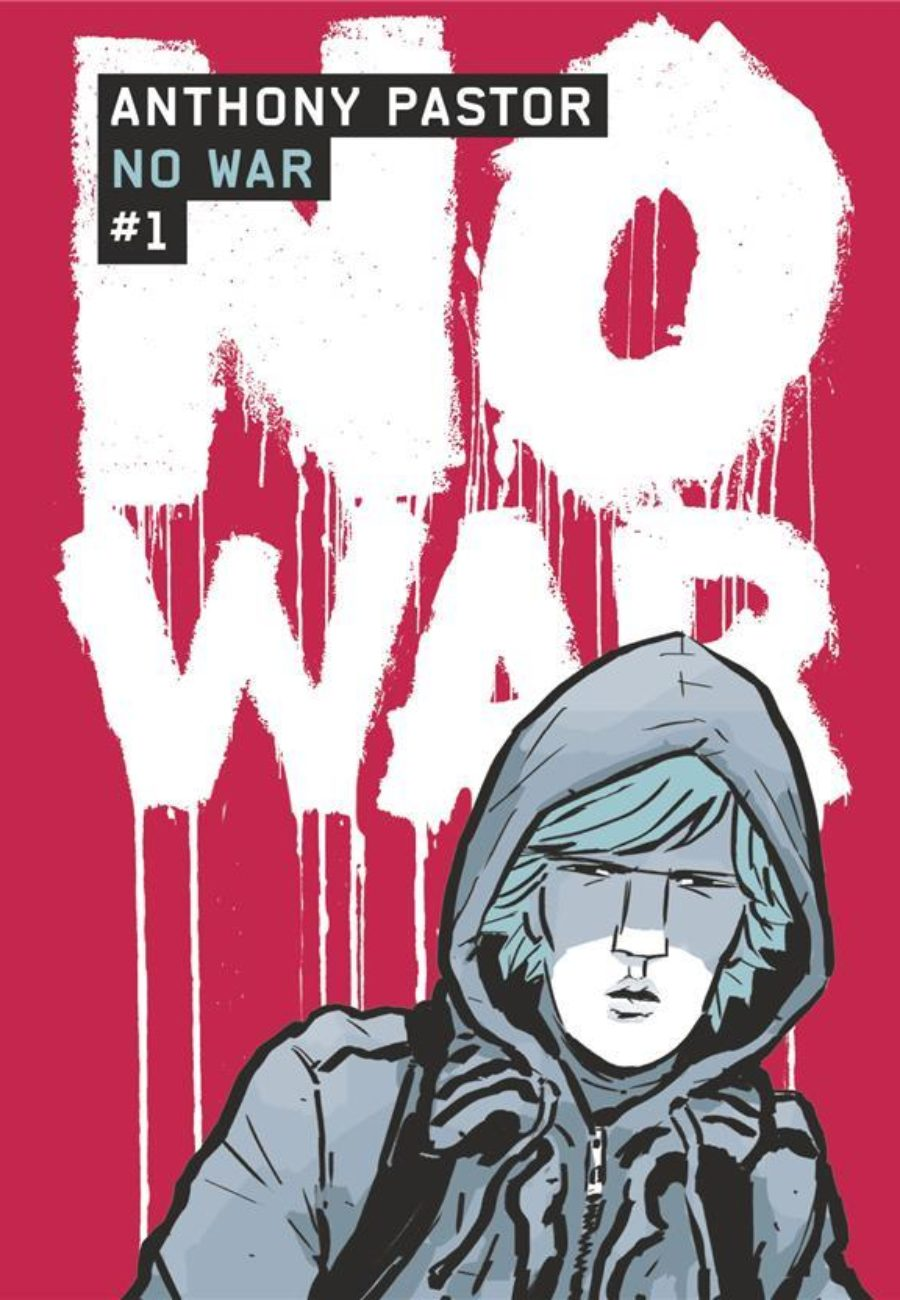 No war #1, Anthony Pastor, Casterman