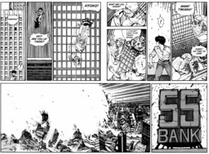 Akira, Otomo, 55 bank