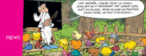Astérix #38, Didier Conrad, Jean-Yves Ferri, Editions Albert René