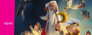 Astérix : Le secret de la potion magique, Astérix, critique du film