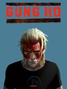 Gung Ho #4, Colère, Parquet