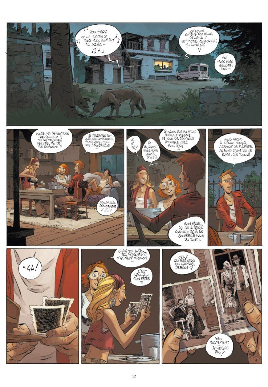Un putain de salopard #1, Isabel, Rue de sevres