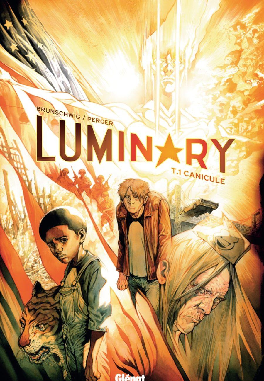 Luminary #1, Canicule, Glénat