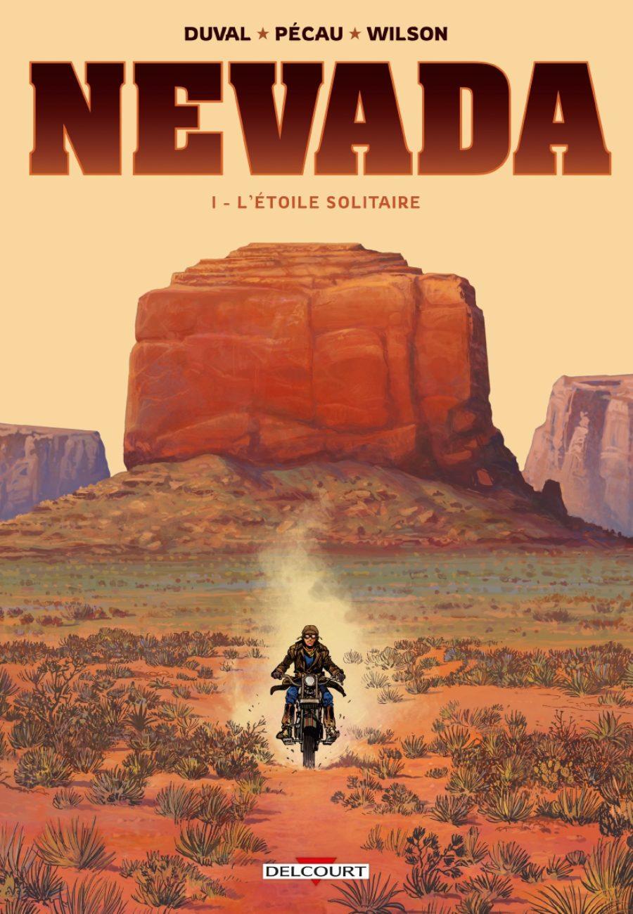Nevada #1, L'étoile Mystérieuse, Delcourt