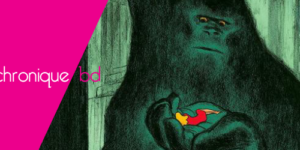 King Kong, Christophe Blain, Michel Piquemal, Robinson