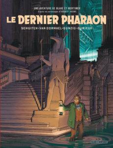 Blake et Mortimer, Le dernier pharaon, Dargaud