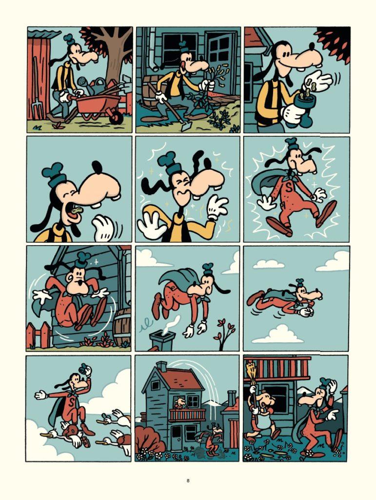 Super Mickey, Pieter de Poortere, Glénat