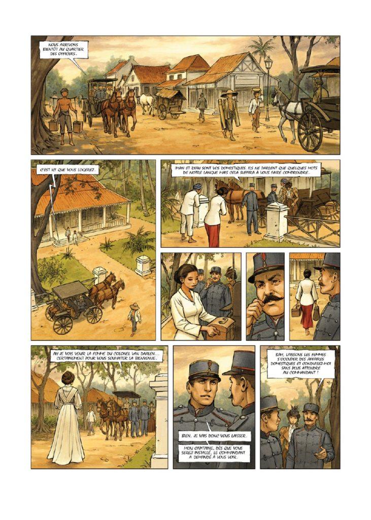 Mata Hari, Gil, Paturaud, Daniel Maghen