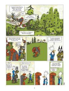 Donjon Zénith 7, Hors des remparts, Boulet, Sfar, Trondheim, Delcourt