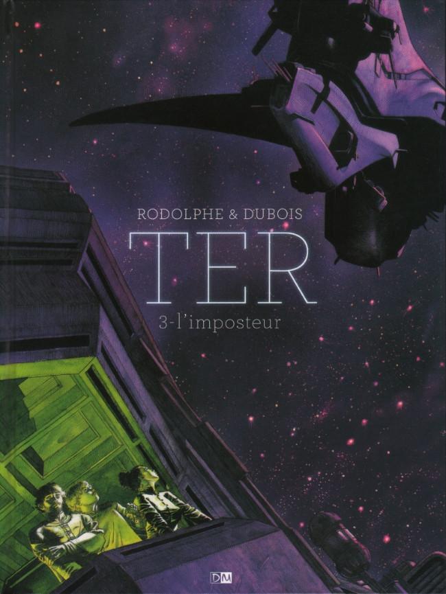 Ter 3, L'imposteur, Rodolphe, Christophe Dubois, Daniel Maghen