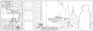 Fabrice Parme, Dans la case, Astrid Bromure 5
