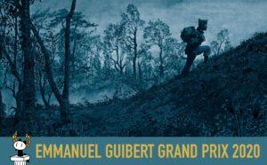 Emmanuel Guibert, Grand Prix du 47e Festival d'Angoulême !
