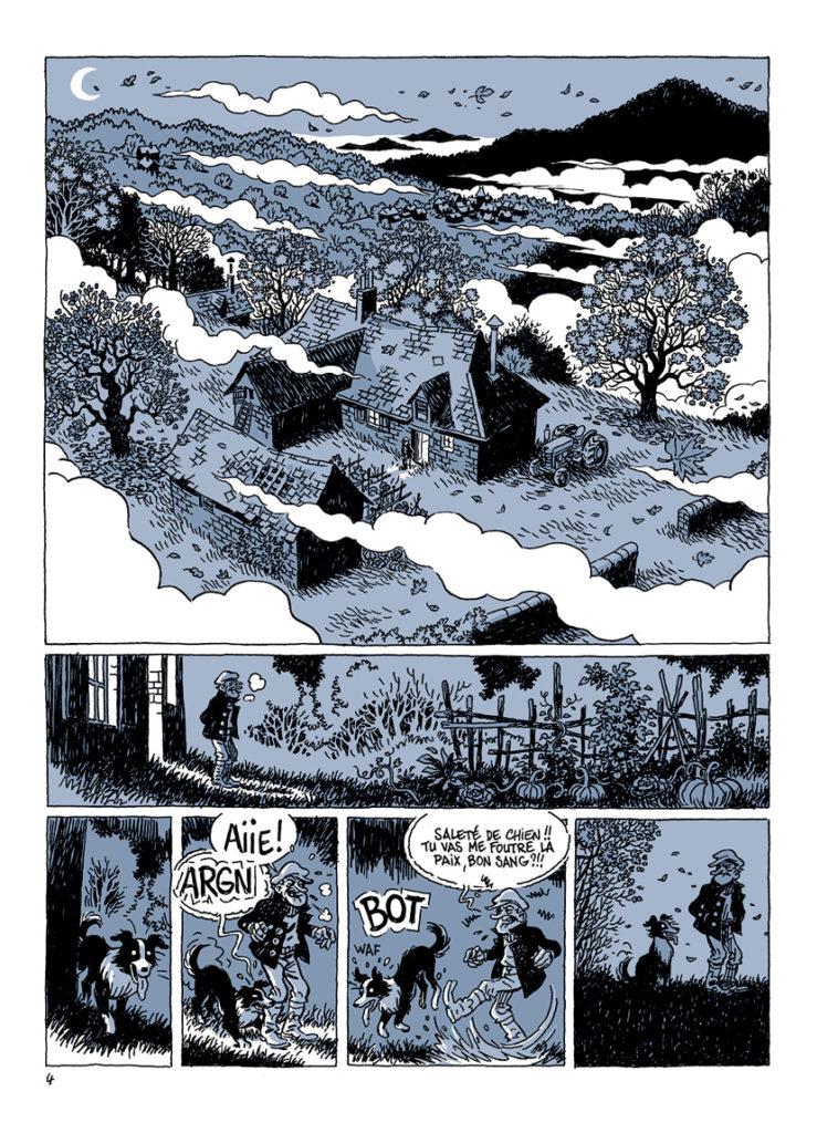 Le voyage d'Abel, Grand Angle, Chronique BD, Bruno Duhamel