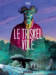 La Triskel volé, Miguelanxo Prado, Casterman