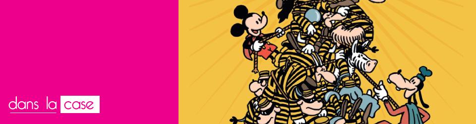 Pieter de Poortere, Dans la case, Super Mickey, Glénat