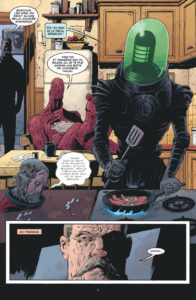 Black Hammer #1, Origines Secrètes, Jeff Lemire, Dean Ormston, Urban Comics