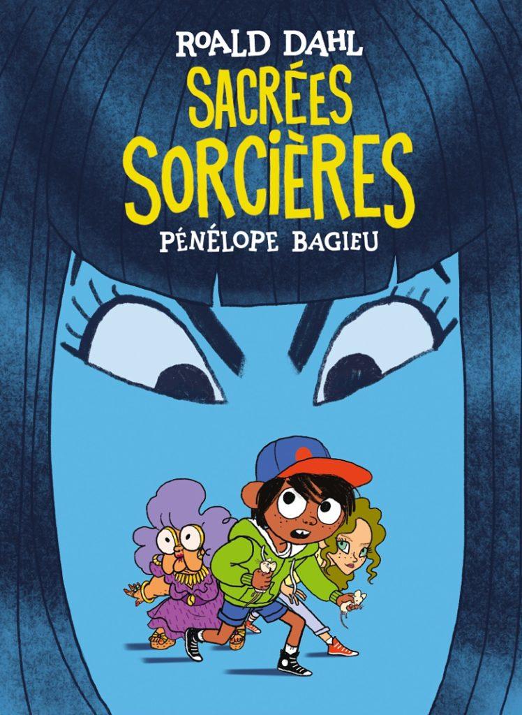 Saccrées Sorcières, Pénélope Bagieu, Gallimard