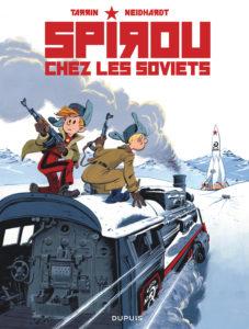 Spirou chez les soviets, Dupuis