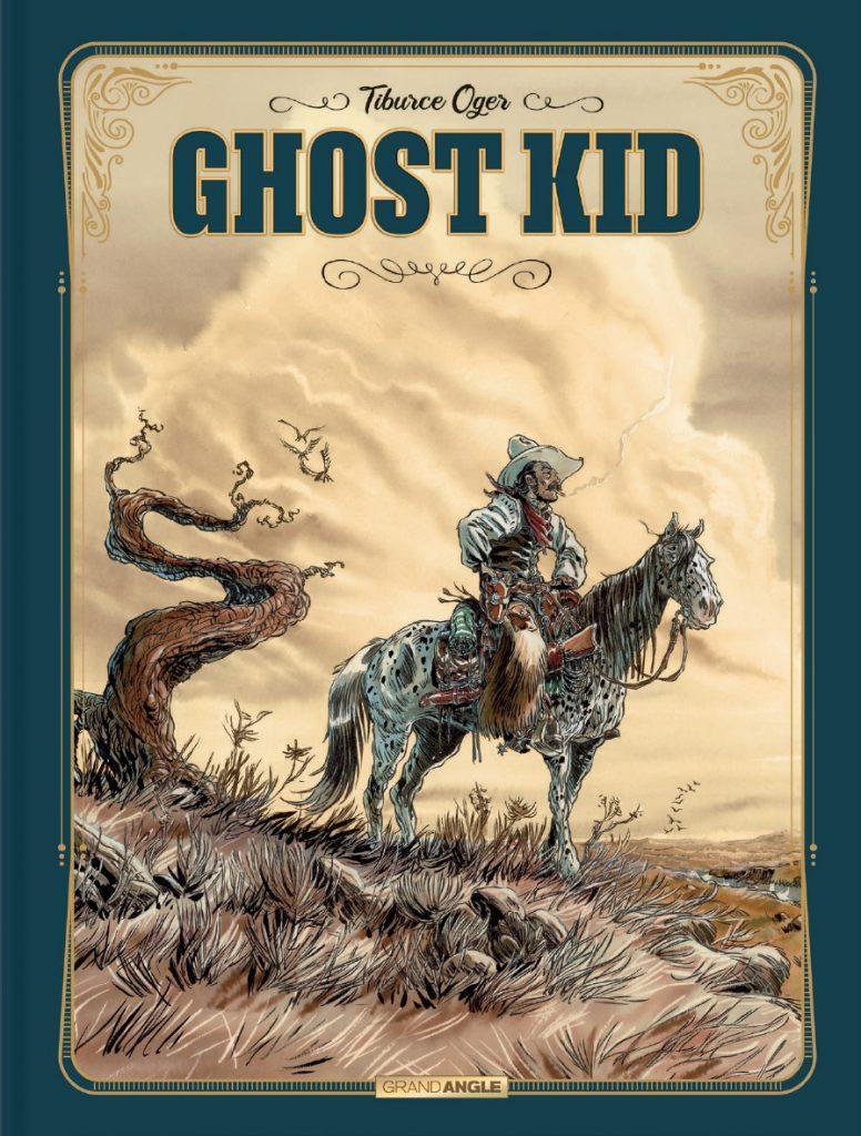 Ghost Kid, Tiburce Oger, Grand Angle