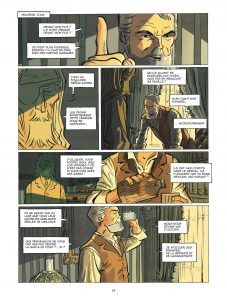 Don Vega, Pierre Alary, Dargaud