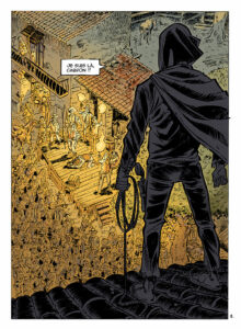 Dans la case, Pierre Alary, Don Vega, Dargaud