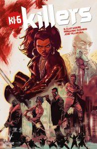 Killers ki-6, Bliss comics, Valiant