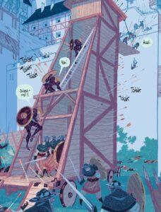 L'Âge d'Or #2, Cyril Pedrosa, Roxane Moreil, Dupuis
