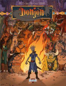 Donjon Zénith 8, En sa mémoire, Boulet, Sfar, Trondheim, Delcourt